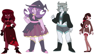 adopt- spooky gems [CLOSED] 70% OFF by sakurablitz
