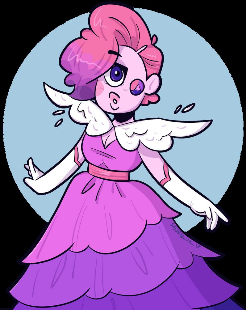 fly away, little angel by sakurablitz