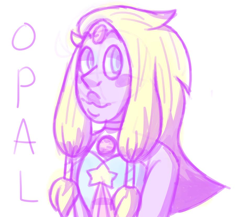 i hopal for opal by sakurablitz