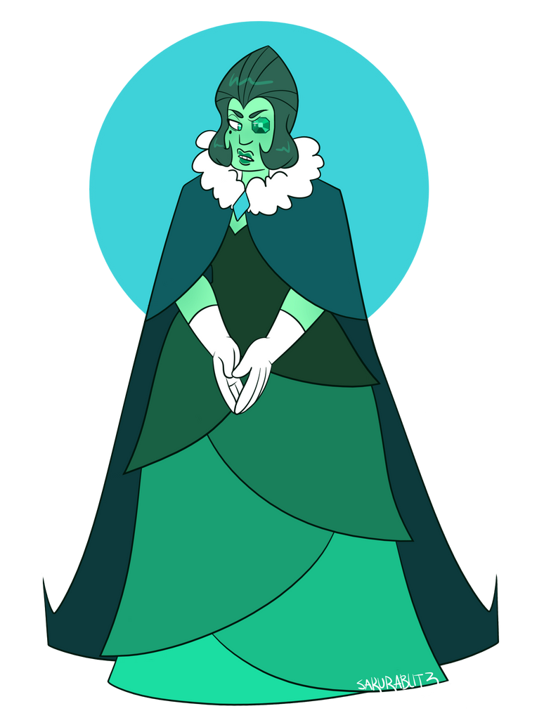 ref - emerald by sakurablitz