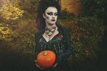 Amy's Halloween by Charlottehall1991