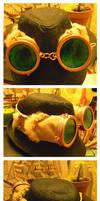 Arctic Explorer Goggles by LunaticStar