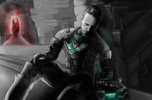 Dead Space: Need an Escape by LunaticStar