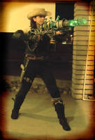 Fallout Costume 1 by LunaticStar