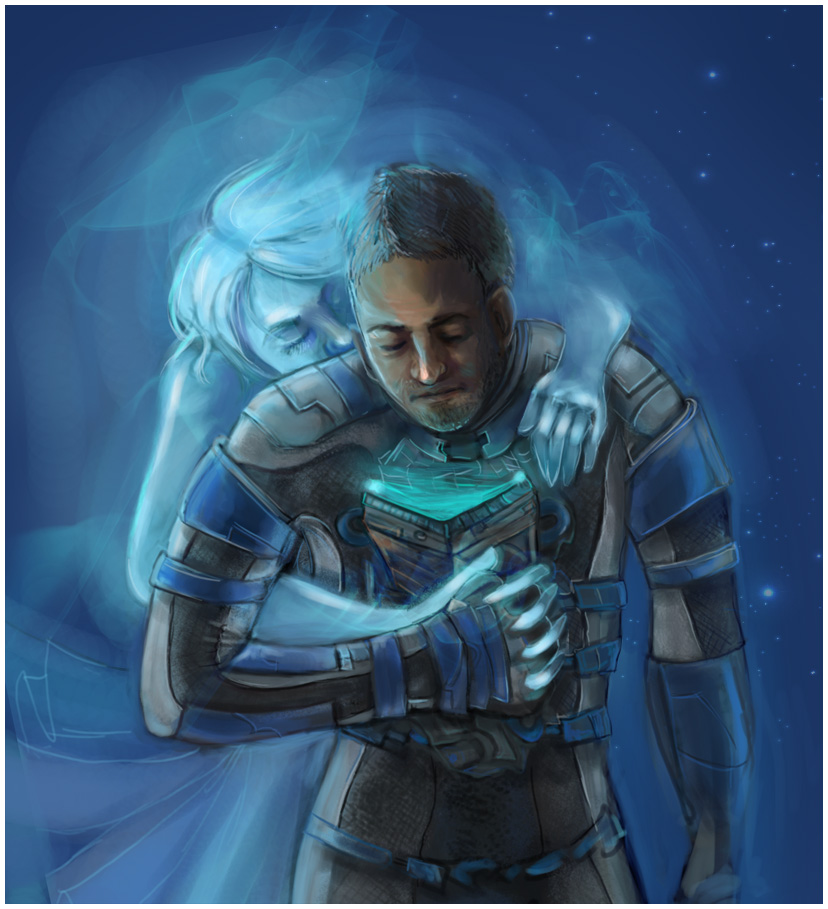 Dead Space: Everliving Ghost by LunaticStar