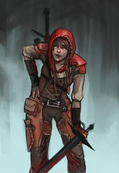 Witcher Elene
