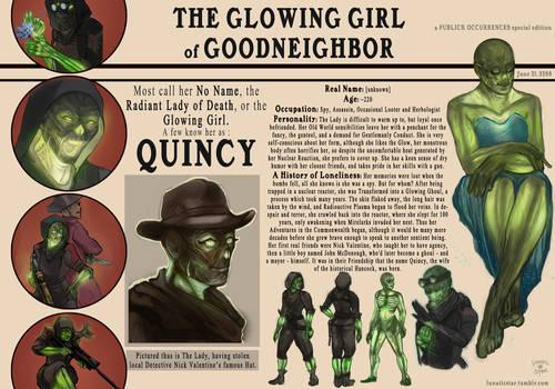 Quincy Character Sheet