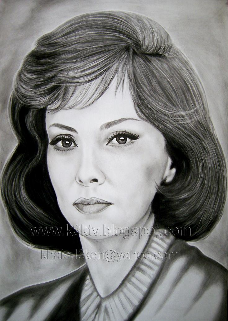 portrait drawing gina lolobrigida from khaled3ken by KHALED3KEN ... - portrait_drawing_gina_lolobrigida_from_khaled3ken_by_khaled3ken-d4hgtsk