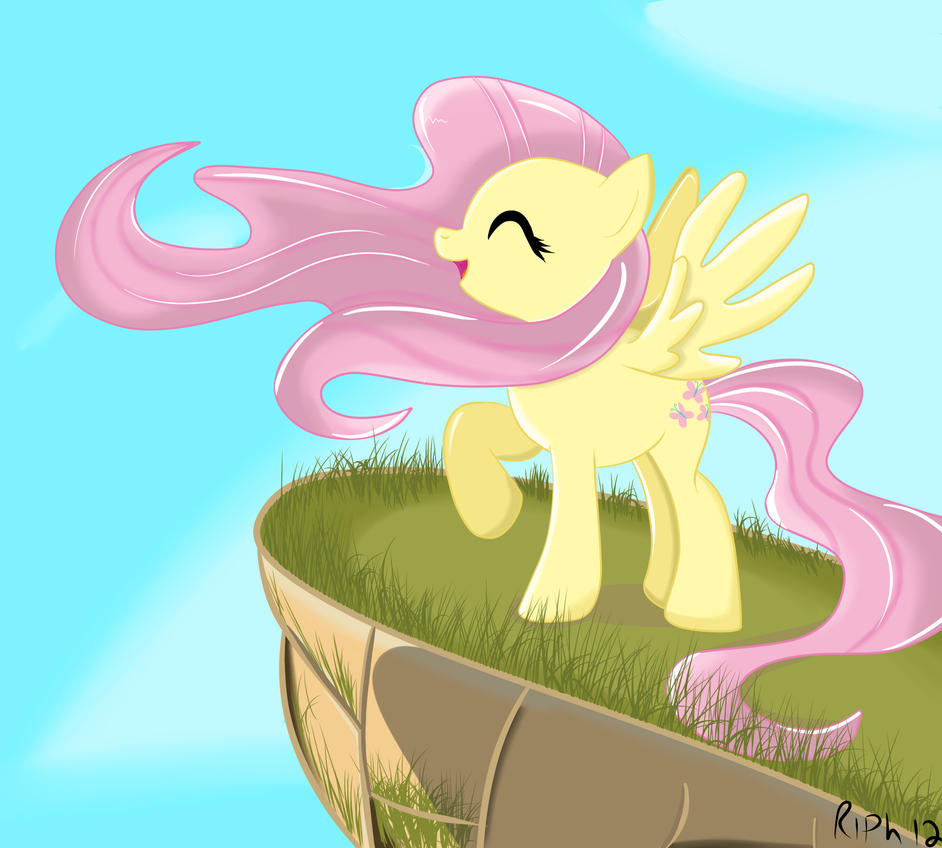Enjoying the breeze by The-Riph