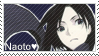 Stamp - Naoto Fuyumine by Rehensin
