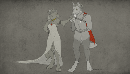 Comm - House Revlis and the Gypsy Soldier by Rehensin
