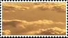 golden clouds stamp v2