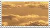 golden clouds stamp v2 by monsterkitties