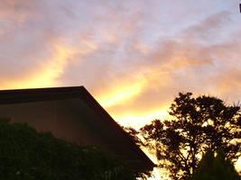 Burning Sky by AmazingSpork