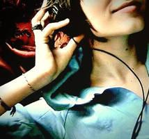 music makes me smile by ColorezLumea