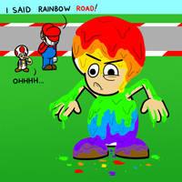 Mario Kart 8 Confusion by Bortonium