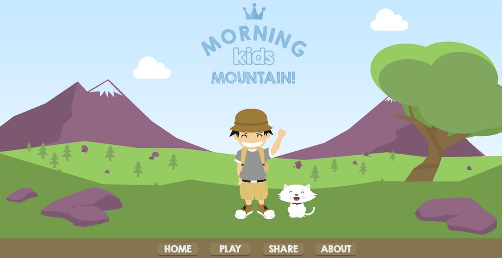 Morning Kids Project by rezpa