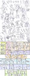 Huge Sketch Attack by Mau-Acheron