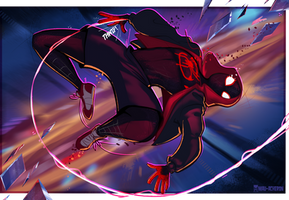 Spider-Verse fanart
