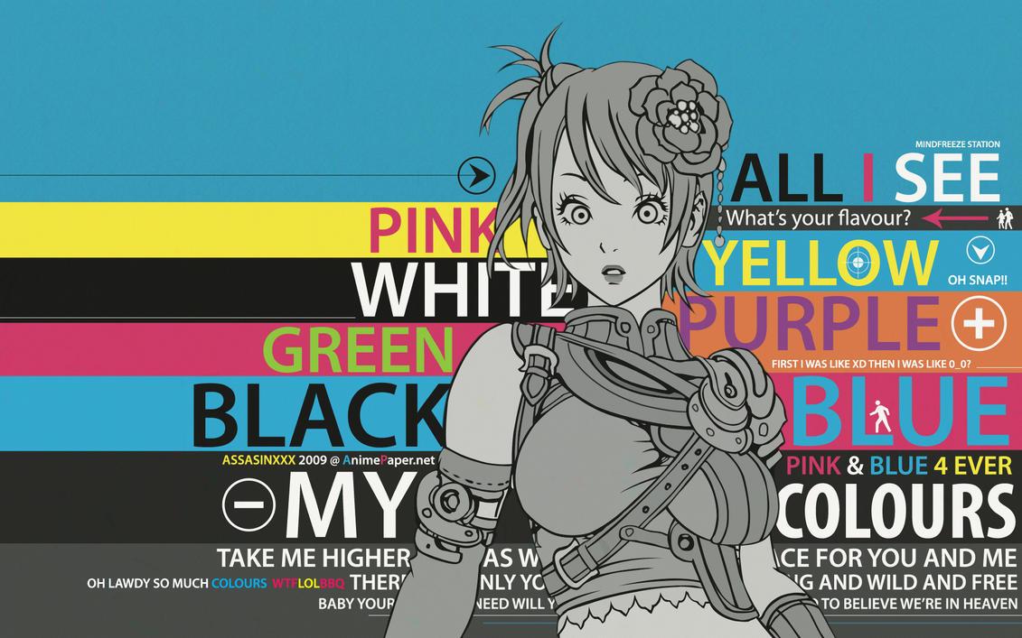 Colours by AssasinXXX