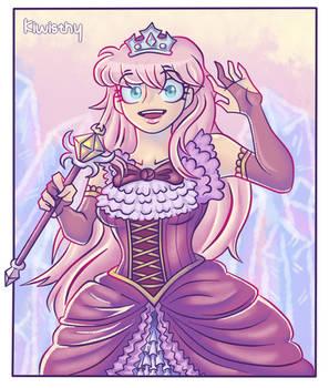 Terraria Fanart - New Princess NPC