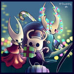 Merry Christmas - Hollow Knight