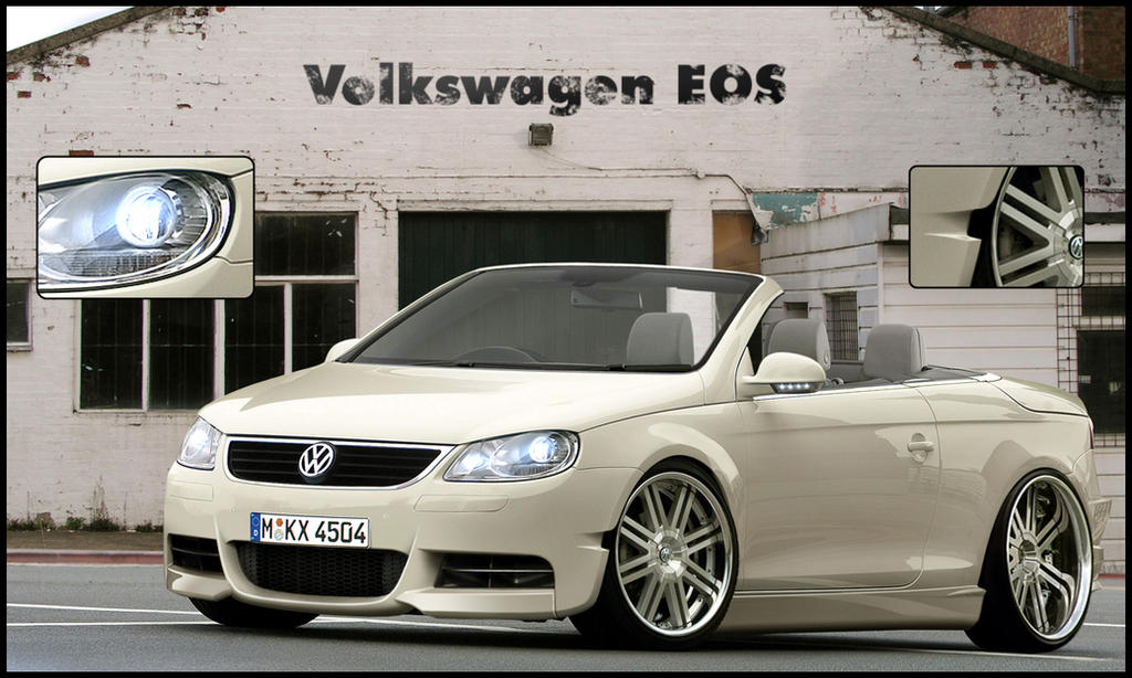 volkswagen eos occasion. Black Bedroom Furniture Sets. Home Design Ideas