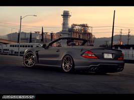 Mercedes Benz SL63