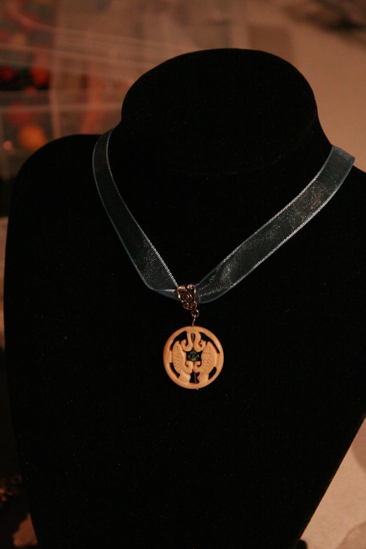 water tribe betrothal necklace by kristoski on deviantart