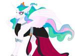 .:Com- Celestial gown:.