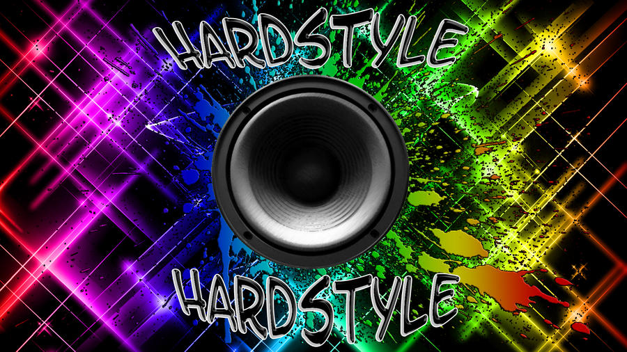 Hardstyle Wallpaper2 by Hardii