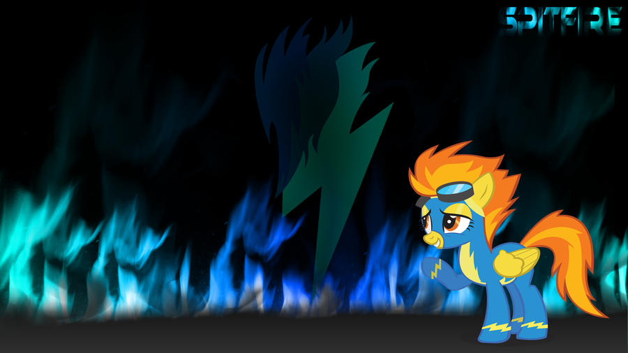 Spitfire Wallpaper 2 by Hardii