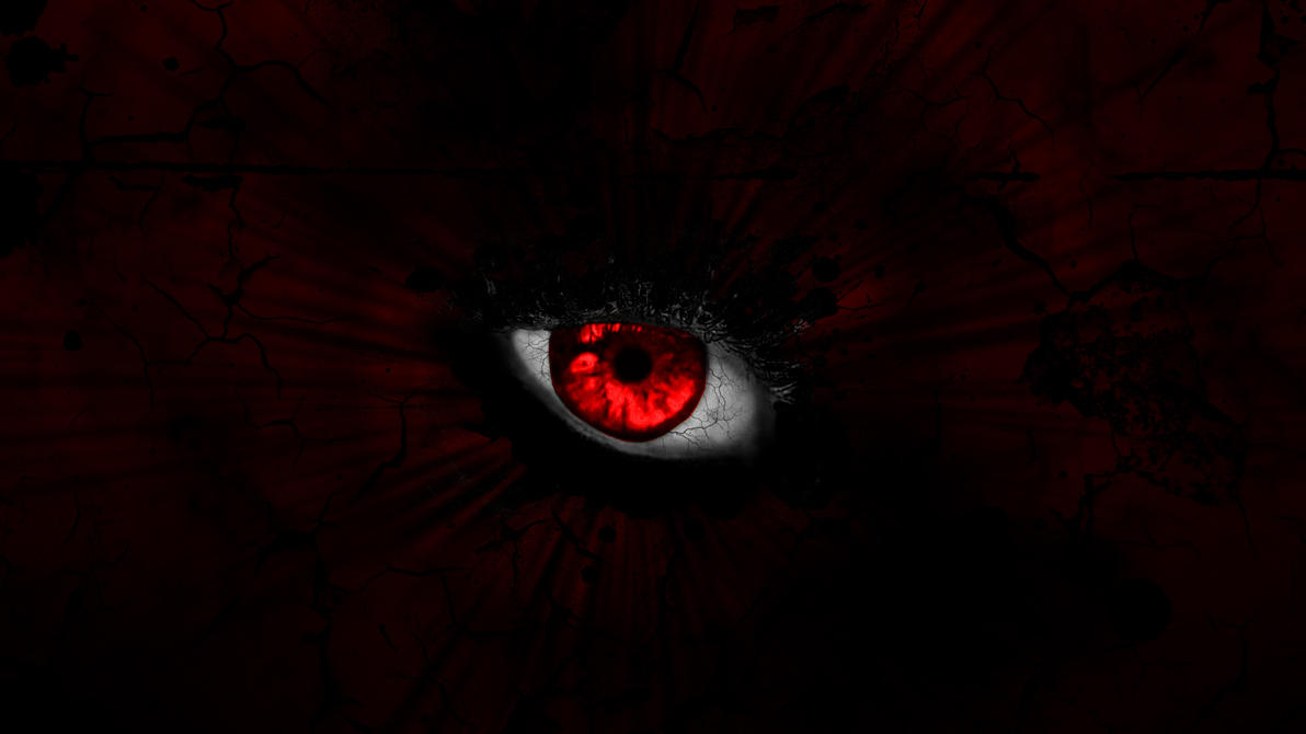 Devil's eye (Wallpaper) by Hardii