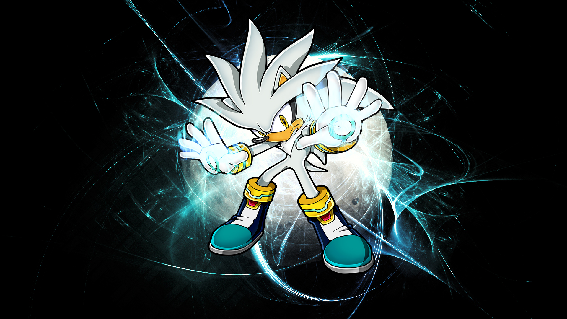 Silver (Wallpaper) by Hardii