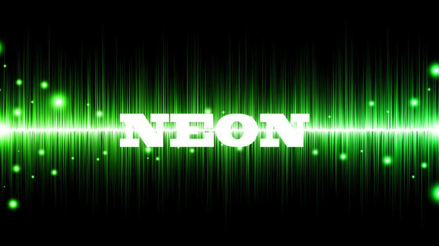 Neon (Wallpaper) by Hardii