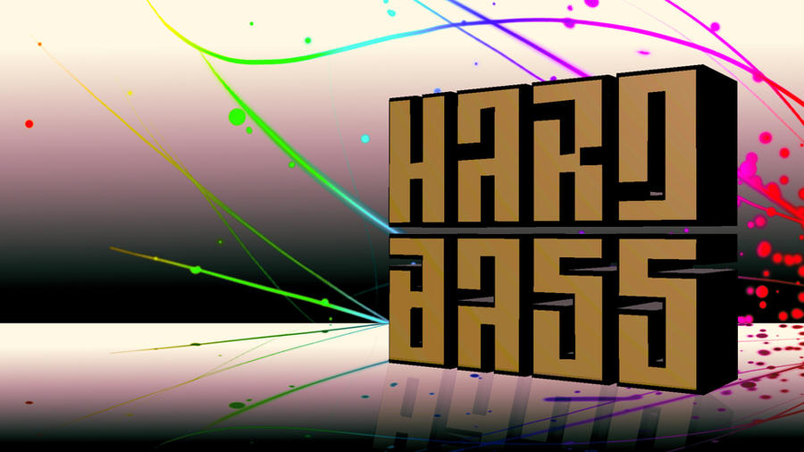 Hard Bass Wallpaper 2 by Hardii