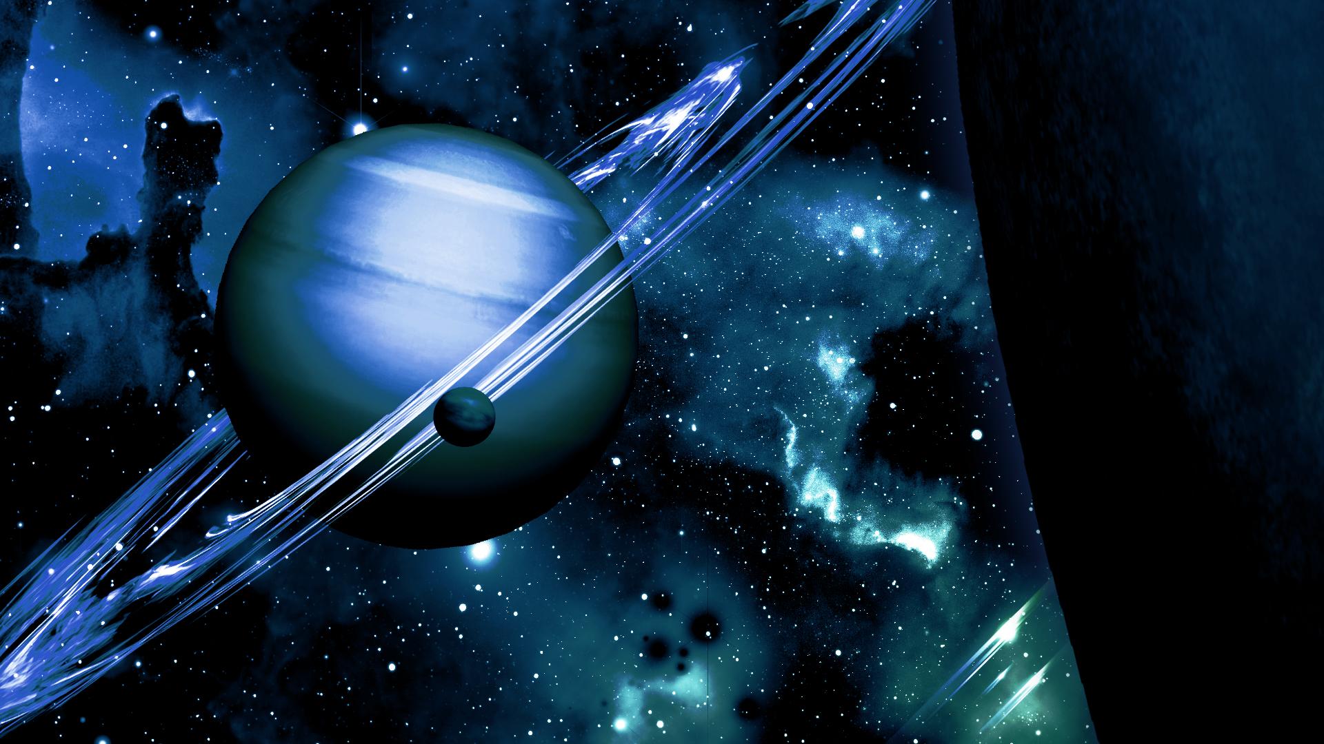 Planets 5 wallpaper by hardii on deviantart - Nasa screensaver ...