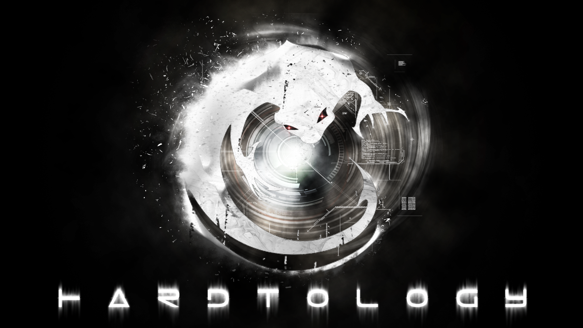 Hardtology (Wallpaper) by Hardii