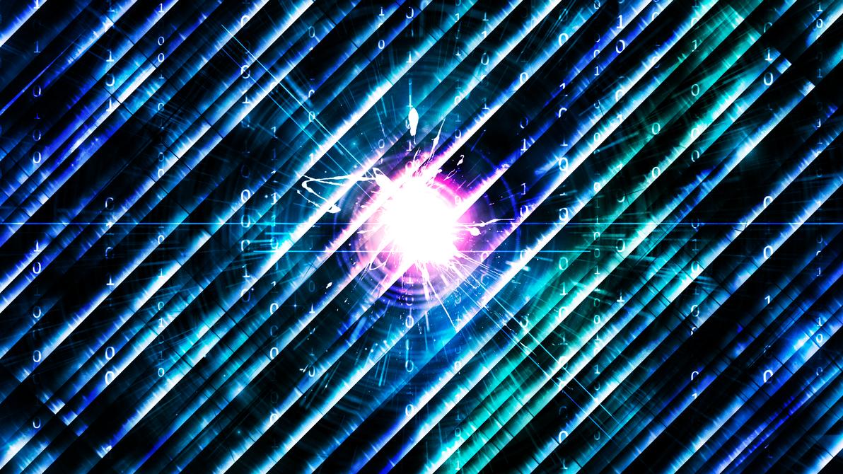 Digital Fantasy (Wallpaper) by Hardii