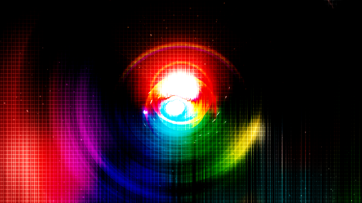 Rainbow (Wallpaper) by Hardii