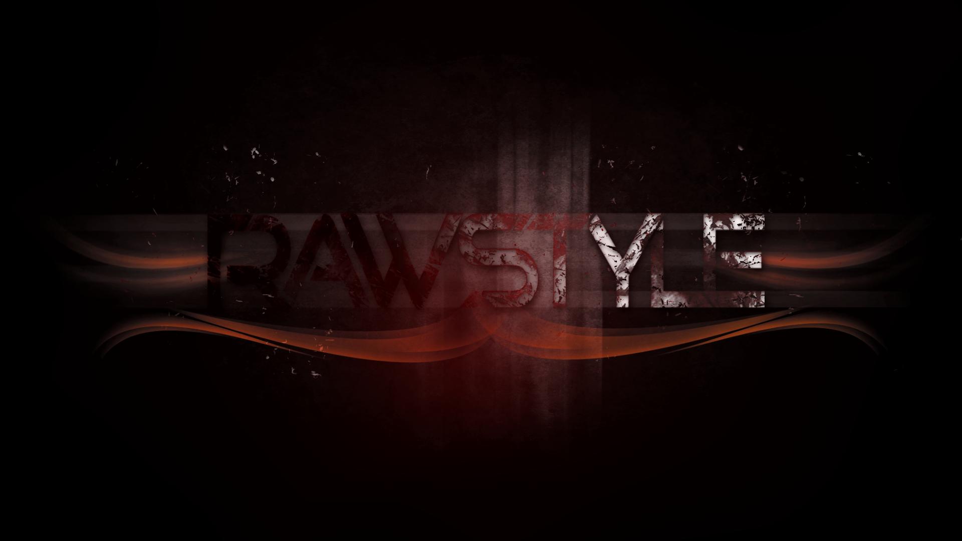 Rawstyle (Wallpaper) by Hardii