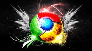 Google Chrome (Wallpaper)