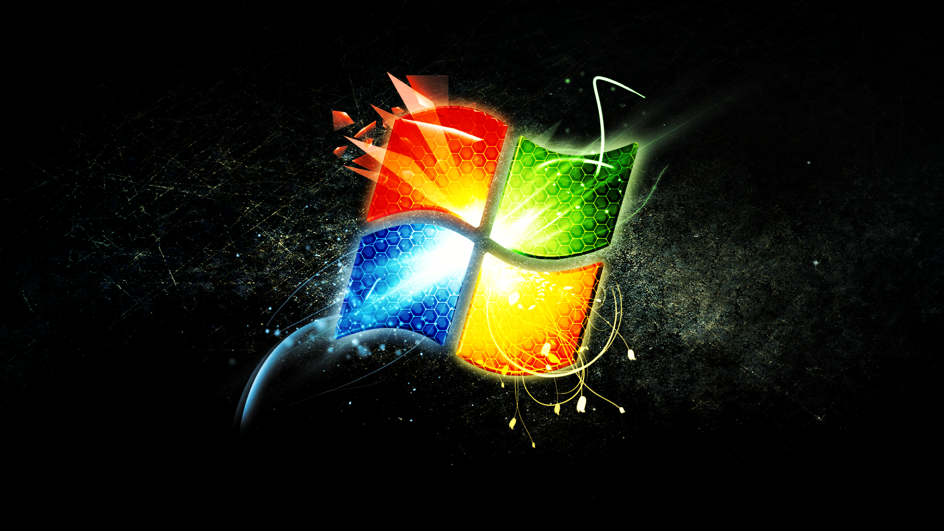 Windows (Wallpaper) by Hardii