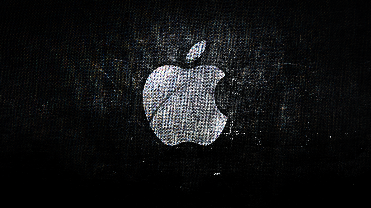 Apple (Wallpaper) by Hardii