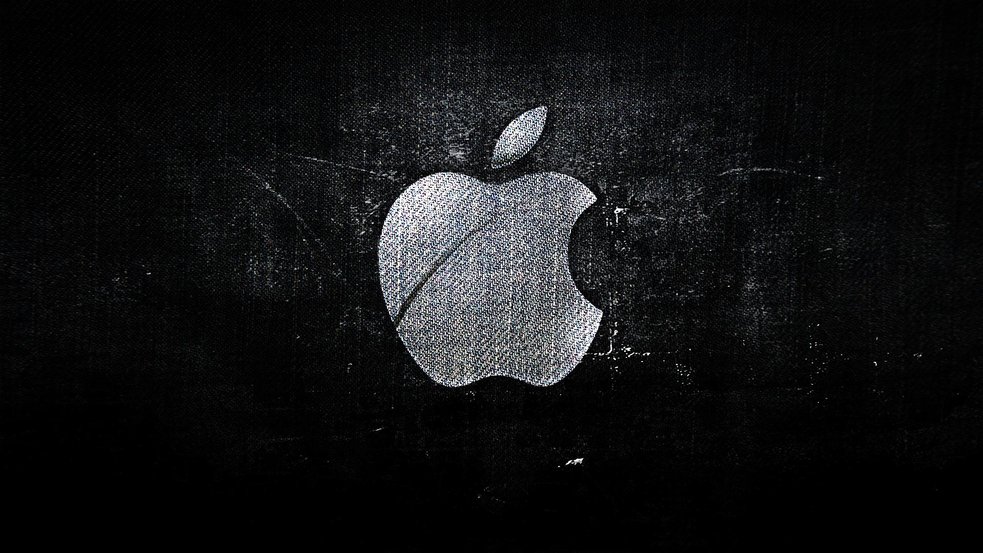 Apple (Wallpaper) by Hardii