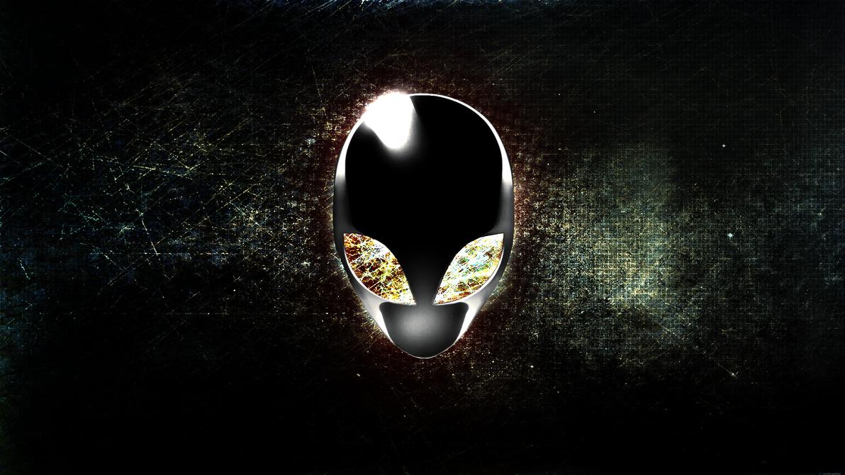 Alienware (Wallpaper Request) by Hardii