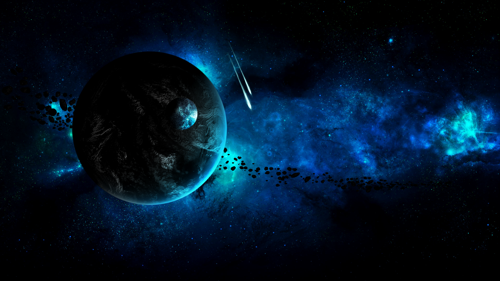 Space Wallpaper by Hardii on DeviantArt