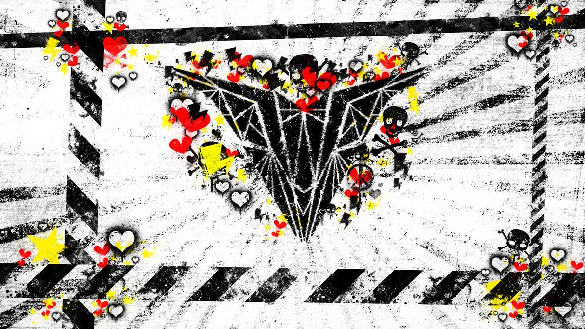 Hardii's Logo (New wallpaper edit) by Hardii