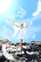 Yuu Cosplay edit (Angel full HQ picture) by Hardii