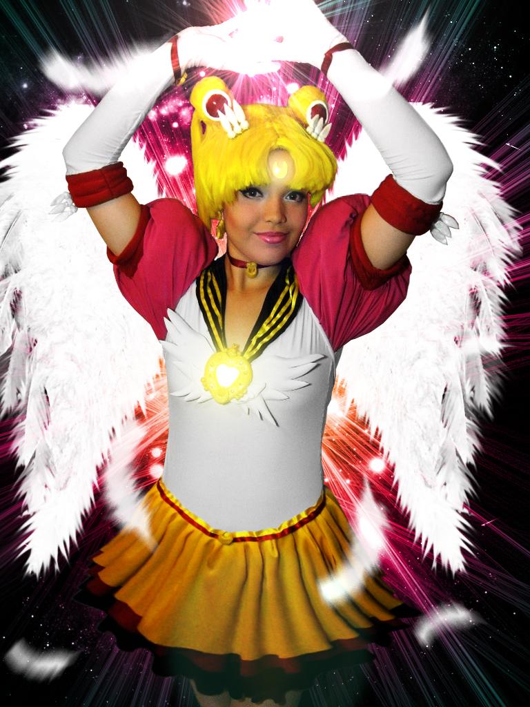 Sailor Moon Cosplay (edit) by Hardii